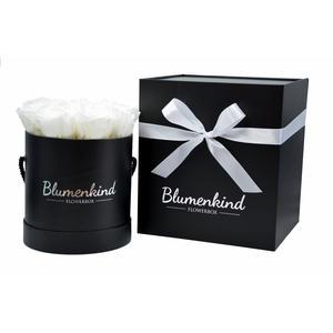 Blumenkind Flowerbox Queen-Size - Pure White