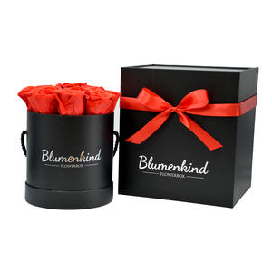 Blumenkind Flowerbox Queen-Size - Romantic Red