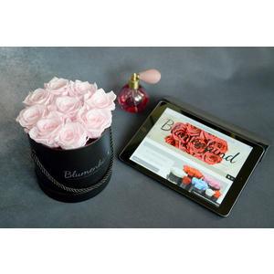 Blumenkind Flowerbox Queen-Size - Powder Pink