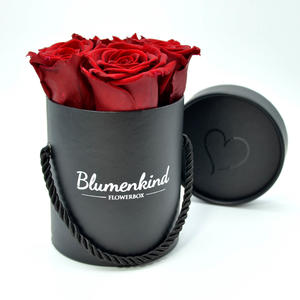 Blumenkind Flowerbox Princess-Size - Passion Red