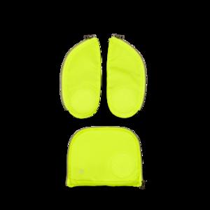 ergobag fluo LED Zip-Set Gelb