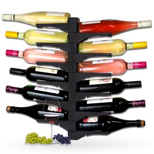 Weinregal Wandmodell Starter Set groß, 12 Flaschen