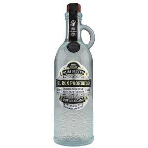 El Ron Prohibido - Silver Rum