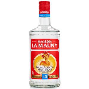La Mauny - Rhum Blanc 40º