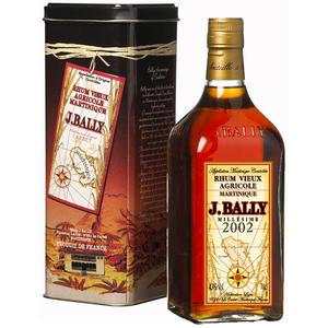 J. Bally - Rhum Millésimé, 2002