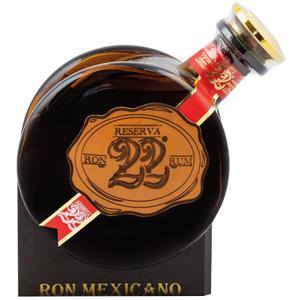 El Ron Prohibido - Habanero 22 Reserva Rum