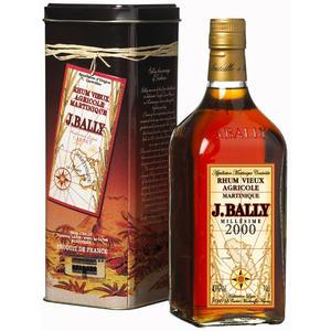 J. Bally - Rhum Millésimé, 2000