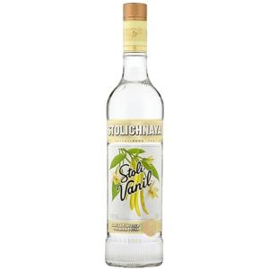 Stolichnaya - Vanille Flavoured Vodka