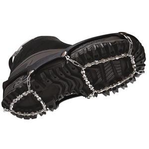 Yaktrax Diamond Grip Schneeketten Schuhketten für Schuhe und Stiefel, Größe 41-43