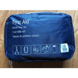 Erste Hilfe Kit zum Mitnehmen
