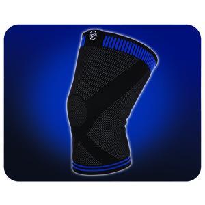 Pro Tec Kniebandage Orthese 3D FLAT Größe XL