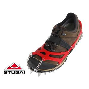 STUBAI MOUNT TRACK Schneeketten Schuhketten für Schuhe und Stiefel, Schuhgröße 36 - 41