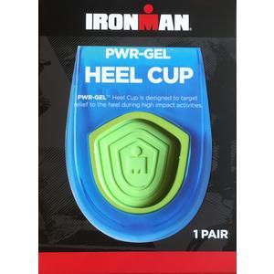Ironman Power Gel Heel Cup Größe S-M