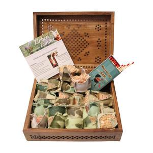 Geschenkbox aus Teakholz