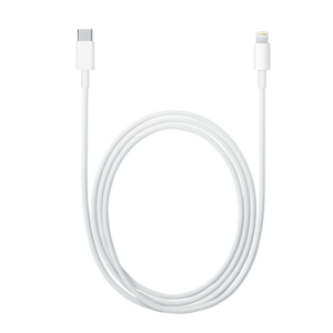 Apple Lightning/USB-C Adapterkabel 2m (MKQ42ZM/A) für Apple iPad/iPhone/iPod (Lightning)