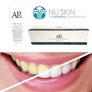 Nu Skin AP-24 Anti-Plaque Fluorid Zahnpasta