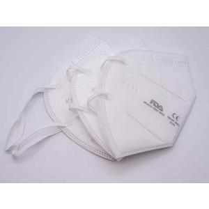Atemschutzmaske FFP2 faltbar 3 Stk. Packung