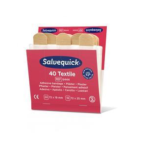 Salvequick Textilpflaster 40 Stück