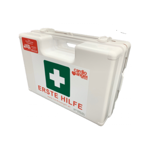 "Erste Hilfe Koffer ""CardioAngel"" Typ1 ÖNORM Z1020"
