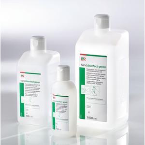 L&R Hand desinfektion / Flächendesinfektion green 500ml