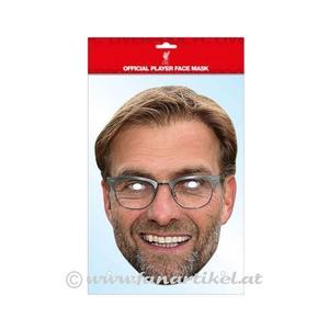 Liverpool FC Maske Klopp
