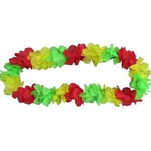 Blumenkette rot/gelb/grün