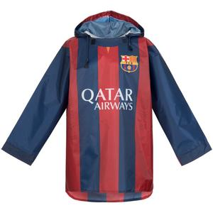 FC Barcelona Regenjacke/Poncho Gr. XL