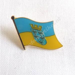 """Flaggen Pin """"Niederösterreich"""""""