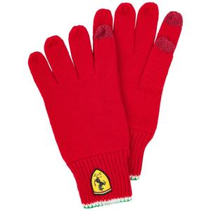 Scuderia Ferrari Strickhandschuhe TG