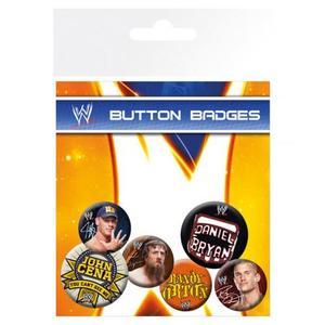 WWE Button Set