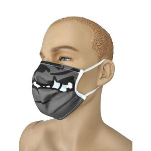 "Mund Nasenschutz Maske ""Bulldog"""