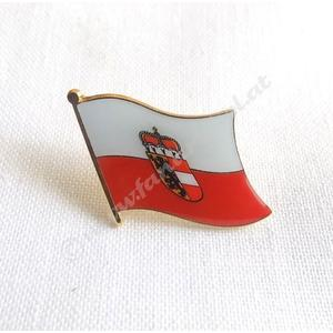 "Flaggen Pin ""Salzburg"""