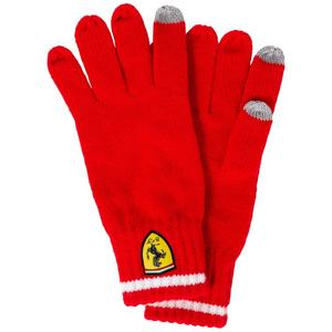 Scuderia Ferrari Strickhandschuhe