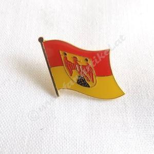"Flaggen Pin ""Burgenland"""