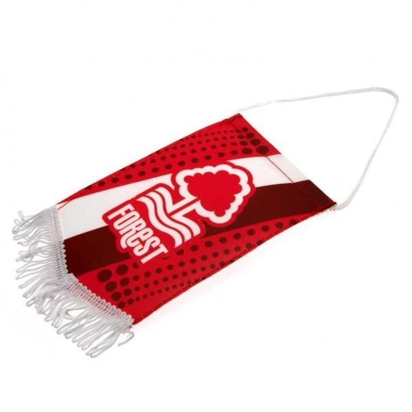 Nottingham Forest Wimpel