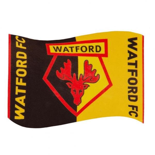 Watford FC Fahne