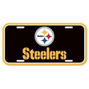Pittsburgh Steelers Nummernschild
