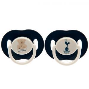 Tottenham Hotspur Schnuller 2 Stk.