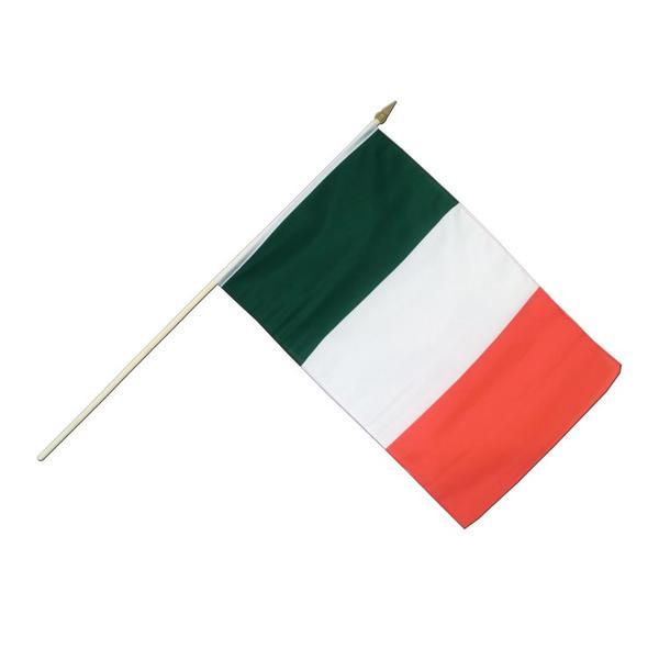 Italien Handfahne