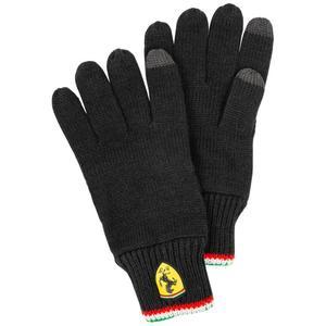 Scuderia Ferrari Strickhandschuhe BL
