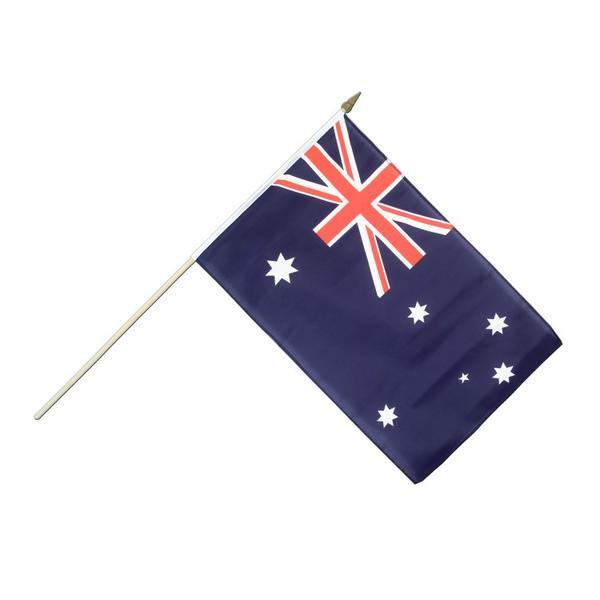 Australien Handfahne
