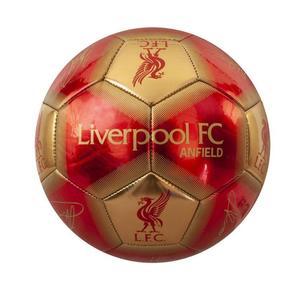 Liverpool FC Ball Unterschriften GB - Gr.1