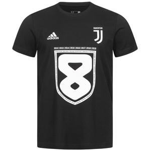 "Juventus FC T-Shirt ""8x Meister"" Gr. M"
