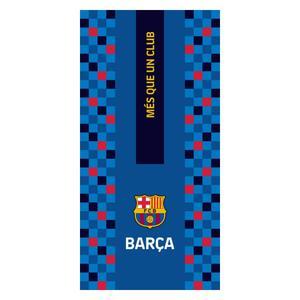 FC Barcelona Badetuch QR
