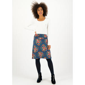DAILY POETRY SKIRT HAPPY HARVEST