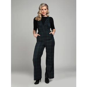 Sophi Blackwatch Check Jumpsuit