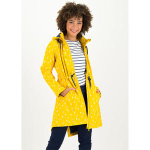 SWALLOWTAIL PROMENADE COAT-NOTH SEA DROPS