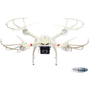 RC Quadrocopter MJX X101 RC Drohne mit HD Kamera 6-Achsen Gyro 2.4 GHZ RTF