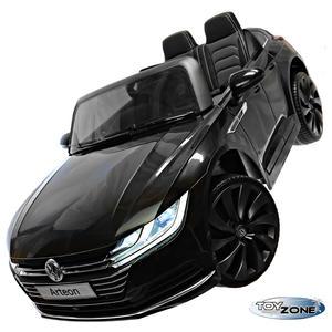 Kinderfahrzeug VW Arteon 12V Kinder Elektro Auto Kinderauto Kinderfahrzeuge MP3 USB Ledersitz EVA Gummiräder 2,4 GHZ