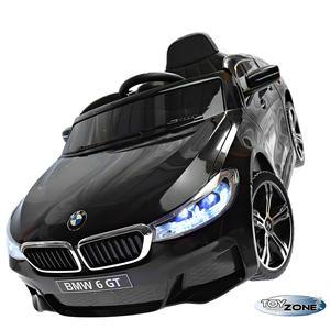 Kinderfahrzeug BMW 6 GT 640i xDrive12V Kinder Elektro Auto Kinderauto Kinderfahrzeuge MP3 USB Ledersitz EVA Gummiräder 2,4 GHZ